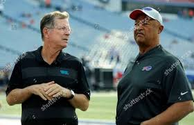 Norv Turner Terry Robiskie Carolina Panthers offensive Editorial Stock  Photo - Stock Image   Shutterstock