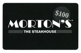 ruth s chris steak house 100 gift card