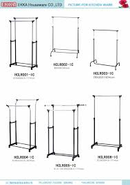clothes rack conversion to multiple