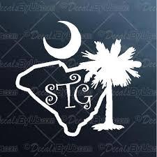 States Locations South Carolina Decals Decalsbyus Com