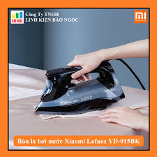 BÀN ỦI / BÀN LÀ HƠI NƯỚC XIAOMI LOFANS LCD YD-015BK, Giá tháng 8/2020