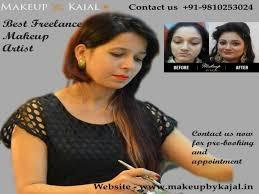 airbrush makeup artist in delhi