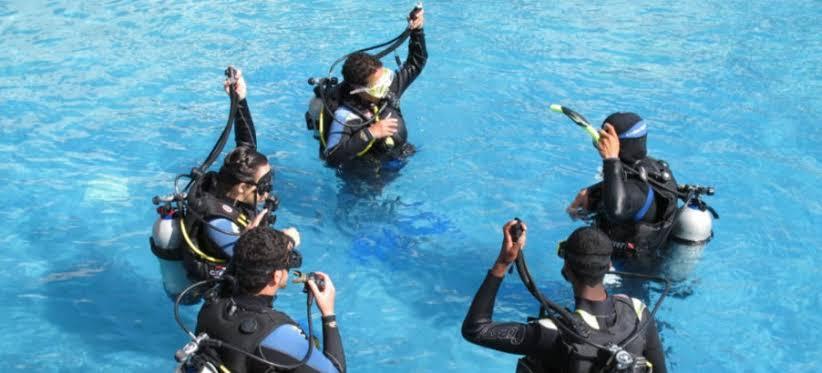 learn scuba