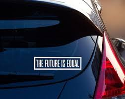 Equality Sticker Etsy