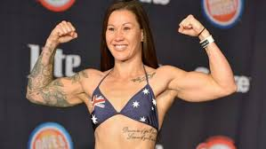 Arlene Blencowe vs. Amber Leibrock Added to Bellator 206