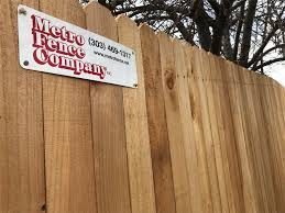Denver Fence Company Residential Commercial Fence Company