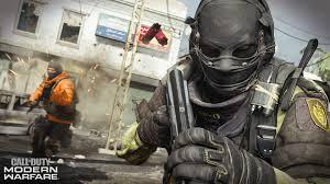 Call of Duty Modern Warfare Operators ...