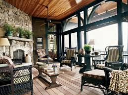 outdoor enclosed patio designs more