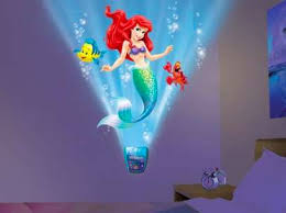Special Effect Room Decals Little Mermaid Wall