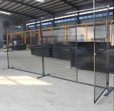 China 6ft 9 5ft Canada Temporary Fencing Temporary Fence Fence Panel Metal Fence China Fence Panel Temporary Fence