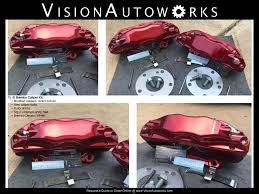 Finished Up A Tl S Brembo Caliper Kit Visionautoworks Com Facebook