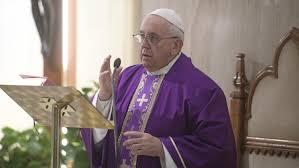 Il Papa: non lamentiamoci, il Signore consola e punisce con ...