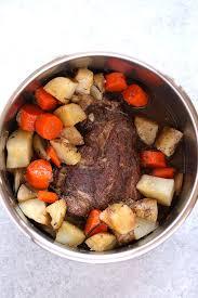 instant pot pork roast fit foo finds