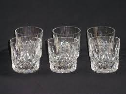 waterford crystal lismore pattern