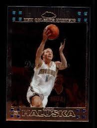 Amazon.com: 2007 Topps # 127 Adam Haluska New Orleans Hornets (Pelicans)  (Basketball Card) NM/MT Hornets (Pelicans) Iowa: Collectibles & Fine Art