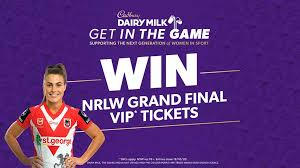 Game - Win NRL Grand Final Tickets