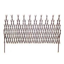 Lewis Hyman Expandable Willow Border 4477218 Find It At The Home Depot Perfect For Gardening