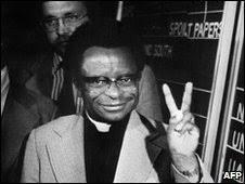 BBC News - Zimbabwe's Bishop Abel Muzorewa dies