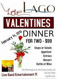 Valentine's Day at Lago — Myke Bizzell Enterprises Inter'l LLC