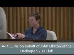 Ada Burns on behalf of John Elliston at the STP enquiry - YouTube