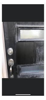 paint our fiberglass front door