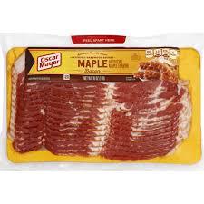 oscar mayer bacon maple green way