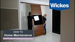 fit wardrobe doors with wickes