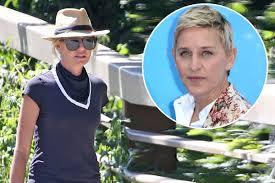 Portia de Rossi says wife Ellen DeGeneres is 'doing great'