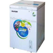 Tủ đông mini trữ sữa mẹ 107L Hòa Phát - Chính hãng