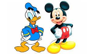 Xưởng Phim Online 4: Mickey Mouse và Donald Duck nhân vật hoạt ...