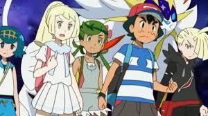 Pokémon the Series Sun & Moon Ultra Adventures S21E10 - Rescuing ...