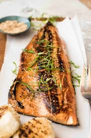 Japanese Miso Salmon (Barbecue or Bake ...