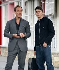 Who is Rudy Law? Jude Law's Son Wiki, Age, Biography, Family