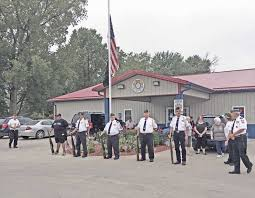 Local News: VIDEO - 9/11 remembered at VFW Post 1127 (9/11/20) | Brazil  Times