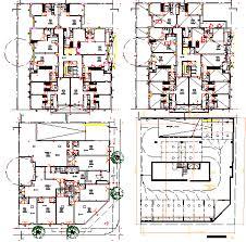 commercial building floor plan