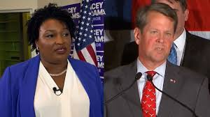 Stacey Abrams' campaign, Georgia ...