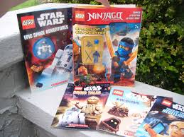 The ABCD Diaries: Scholastic Round Up: LEGO Ninjago and Star Wars ...