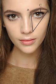 how to find your perfect eyebrow shape
