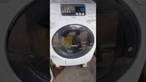 Máy giat hitachi BD-V1300L inverter điện 100v giặt 9kg sấy khô 6kg ...