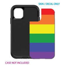 Custom Personalized Skin Decal For Otterbox Defender Case Apple Iphone Samsung Galaxy Rainbow St In 2020 Otterbox Defender Samsung Galaxy Note 8 Samsung Galaxy