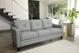 atmore leather sofa abbyson