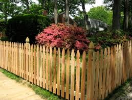 Picket Fencing In Maryland Fine Fence Fine Contracting