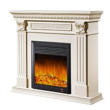 electric fireplace heaters led