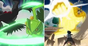 10 Greatest Pokémon Battles In The Anime