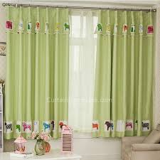 Fabulous Kids Bedroom Or Living Room Curtains Uk In Bud Green Color