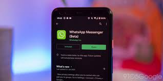 WhatsApp finally gains dedicated dark mode in latest beta - 9to5Google