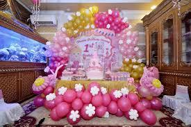 Shavira Jeannette 1st Birthday Party Decoration By Our Wedding Event Organizer Bridestory Com