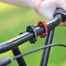 Puluz O Shape Cycling Bike Mount Bicycle Clip Holder Action Camera Handlebar Mount Clamp For Gopro Hero5 4 3 3 2 1 Red Walmart Canada