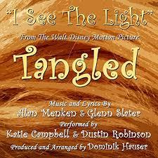 Tangled - I See The Light (Alan Menken, Glenn Slater) by Katie Campbell, Dustin  Robinson, Dominik Hauser on Amazon ...