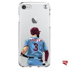 Bryce Harper Philly Iphone Case Etsy